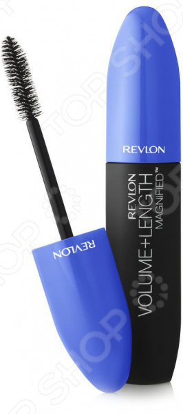 Тушь для ресниц Revlon Mascara Volume Length Magnified 16 single linked volume potentiometer shaft length 25 half a50k b500k