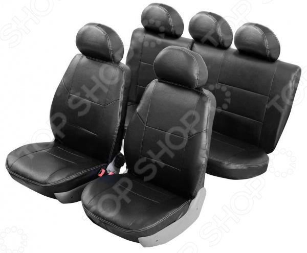 Набор чехлов для сидений Senator Atlant для Hyundai Solaris II 2017