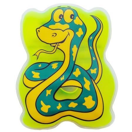Грелка солевая ДЕЛЬТА-ТЕРМ «Змейка»
