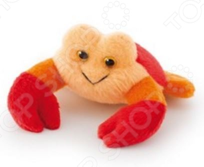 Мягкая игрушка Trudi «Крабики». В ассортименте трикси игрушка для собак щенок 8 см латекс цвет в ассортименте