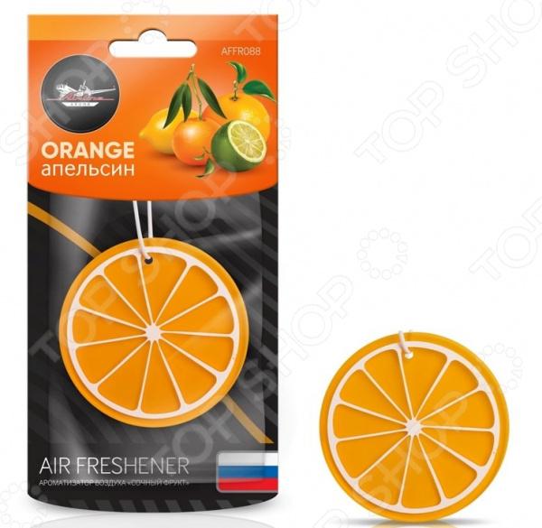 Ароматизатор подвесной Airline «Сочный фрукт» ароматизатор подвесной гелевый airline восьмерка
