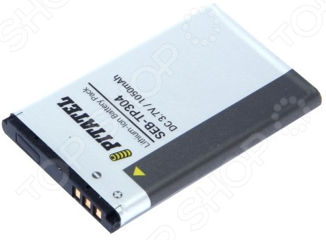 Аккумулятор для телефона Pitatel SEB-TP304 аккумулятор мобильного телефона nokia bl 4c