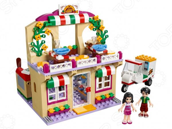 Конструктор игровой LEGO Friends «Пиццерия»