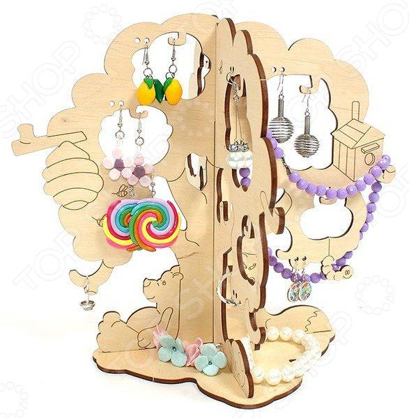 Игрушка-конструктор WOODY «Дерево желаний» конструкторы woody дом дерево для лешиков 22 элемента