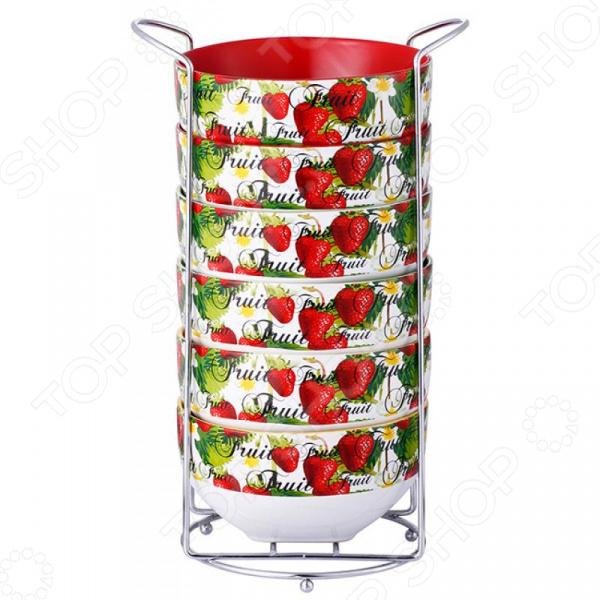 Набор салатников Wellberg WB-24206