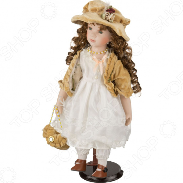 Кукла фарфоровая Lefard 485-223