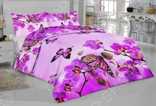Комплект постельного белья ТамиТекс «Нега»