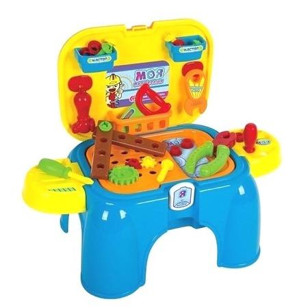 Купить Игровой набор для мальчика Zhorya «Моя профессия-Мастерская»