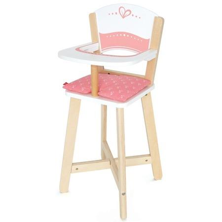 Купить Мебель для куклы Hape «Стульчик для кормления»