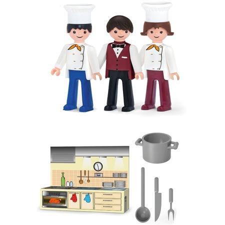 Купить Игровой набор EFKO «Ресторан»