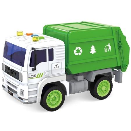 Купить Машинка игрушечная Taiko «Мусоровоз» B2005