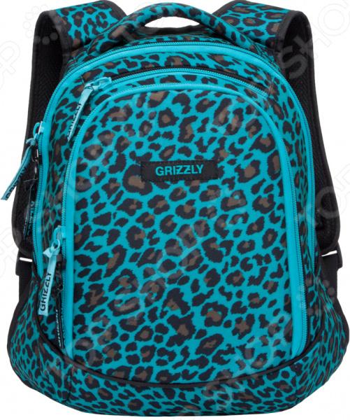 Рюкзак молодежный Grizzly RD-756-1