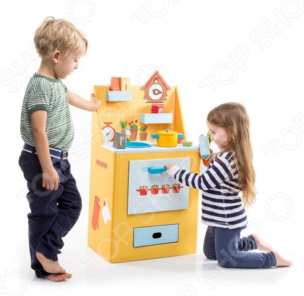 Игровой набор Krooom «Кухня шеф-повара Шафрана»