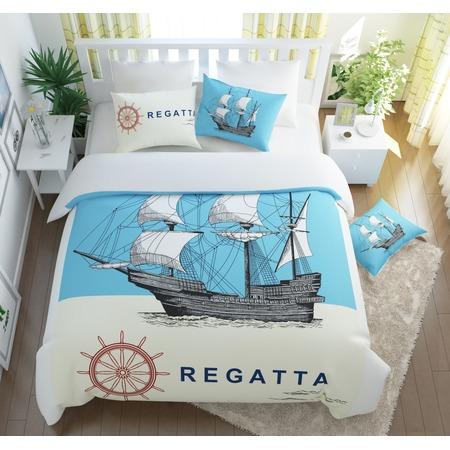 Купить Комплект постельного белья Сирень «Регата»