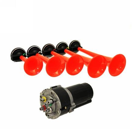 Купить Сигнал звуковой воздушный TYPE R HN-05P