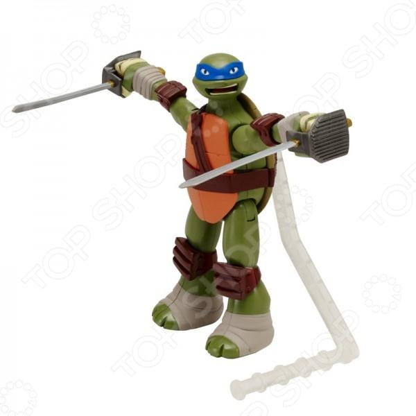 Фигурка заводная Nickelodeon «Суперколесо Лео» nickelodeon игрушка детская черепашки ниндзя игрушки мялки 6 шт в наборе