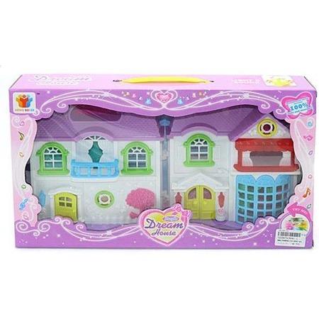 Купить Домик кукольный Shantou Gepai Dream house