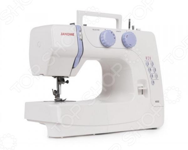Машинка швейная Janome VS 52 швейная машинка janome dresscode