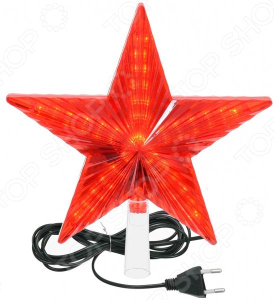 Верхушка ёлочная VEGAS «Звезда» 55086 Верхушка ёлочная VEGAS «Звезда» 55086 /