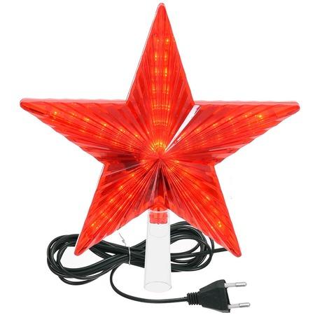 Купить Верхушка ёлочная VEGAS «Звезда» 55086