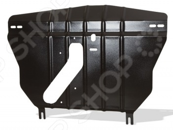 Комплект: защита картера и крепеж NLZ Lifan Cebrium 2014: 1,8 бензин МКПП