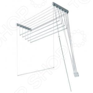 Сушилка для белья Gimi Lift 200 сушилка д белья gimi lift 160 9 5м настенно потолочная
