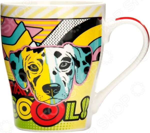Кружка Loraine «Собака» 26567