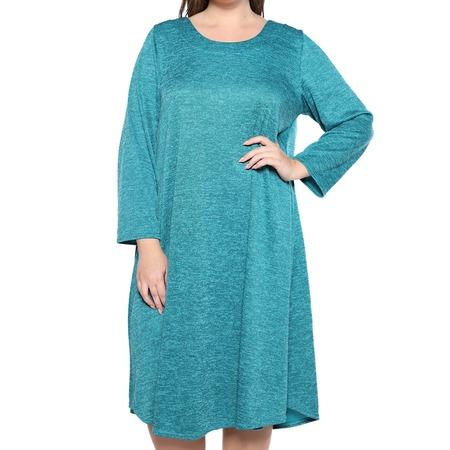 Купить Платье Pretty Woman «Душевный уют». Цвет: бирюзовый