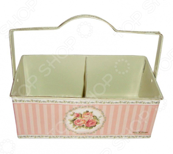 Ящик для хранения Gift'n'home «Прованс» Gift'n'home - артикул: 1754433