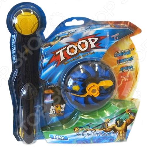 Волчок Toop с контроллером «Посейдон»
