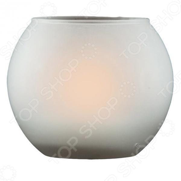 Ночник Ultra LIGHT «Свеча круглая» крымский букет ромашка травяной чай в пакетиках 20 шт