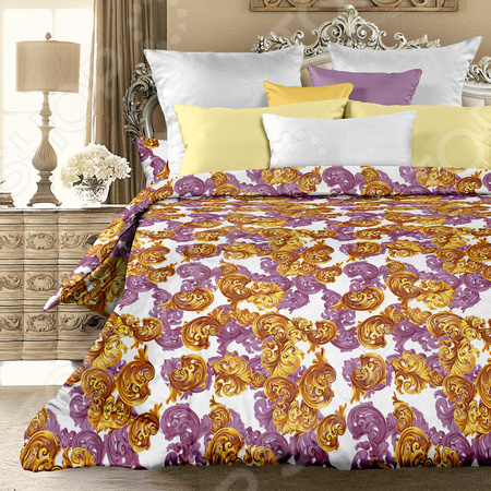 Комплект постельного белья Унисон «Версаль»