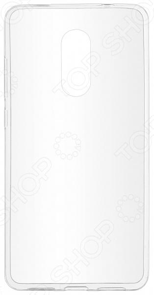 Чехол защитный skinBOX Xiaomi Redmi Note 4X чехлы для телефонов skinbox накладка skinbox slim silicone для xiaomi redmi note 4x
