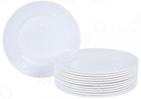 Набор тарелок Rosenberg RGC-325001 набор суповых тарелок rosenberg rgc 325004