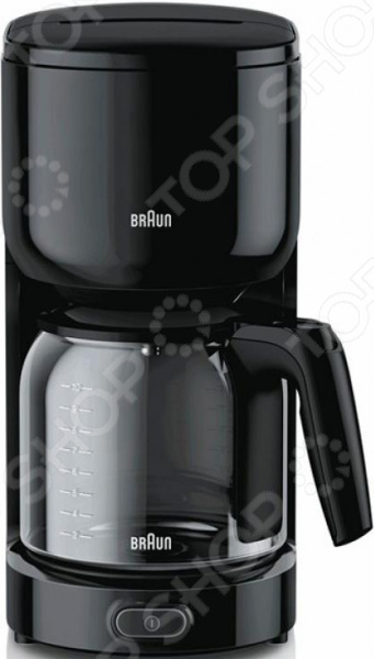 Кофеварка KF 3120 BK