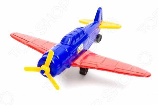 Самолет игрушечный Пластмастер «Ястреб» танк игрушечный пластмастер бармалей