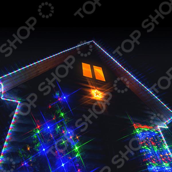 Комплект новогодних украшений Neon-Night Standard