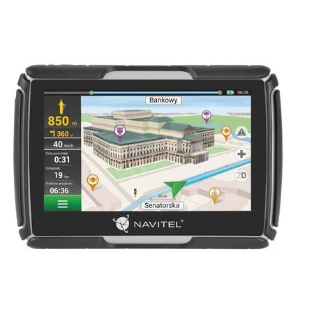 Купить Навигатор NAVITEL G550