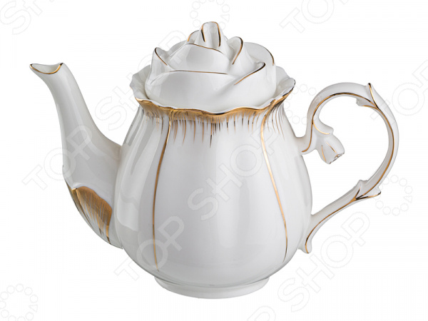Чайник заварочный Lefard «Цветочная симфония» 590-017 чайный набор lefard цветочная симфония 590 004