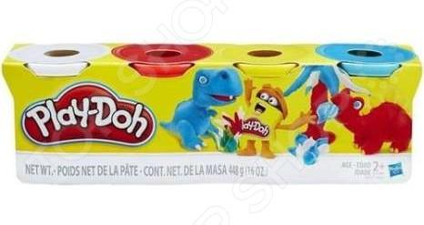 Набор пластилина игровой Hasbro Play-Doh B5517 игровой набор play doh битва халка