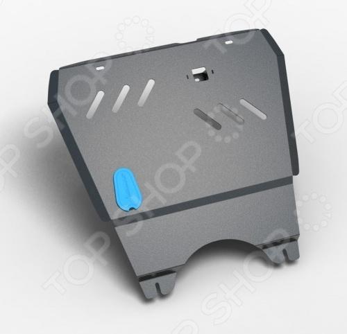 Комплект: защита картера и крепеж Novline-Autofamily Chevrolet Malibu 2013: 2,4 бензин АКПП - фото 10