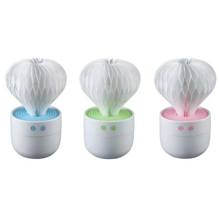 Купить Ночник-увлажнитель воздуха Ball Cactus. В ассортименте
