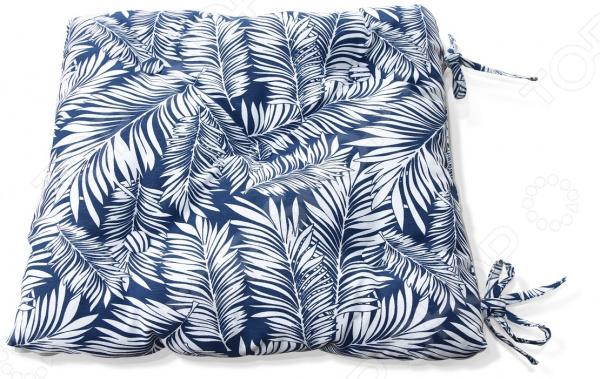 Подушка на стул Kauffort Blue Palma