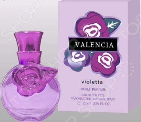 Туалетная вода для женщин Parli Valencia Violetta