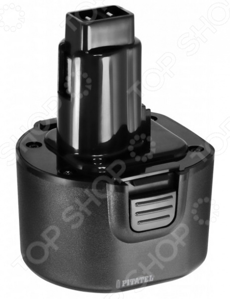 Батарея аккумуляторная Pitatel TSB-134-BD96-15C (BLACK&DECKER p/n PS120), Ni-Cd 9,6V 1.5Ah