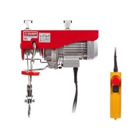 Купить Тельфер электрический Зубр ЗЭТ-250