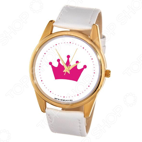 Часы наручные Mitya Veselkov «Корона» Shine-38