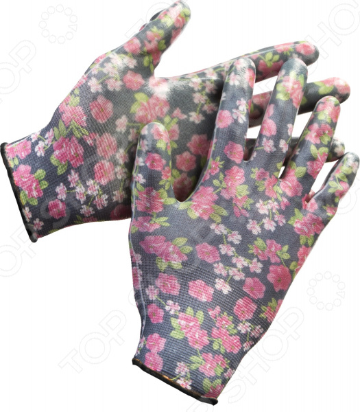Перчатки садовые Grinda 11297 Перчатки садовые Grinda 11297-XL /L-XL