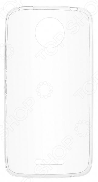 Чехол защитный skinBOX Motorola  C Plus