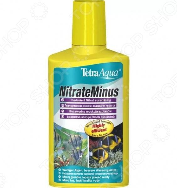 Средство для снижения концентрации нитратов Tetra Nitrate Minus